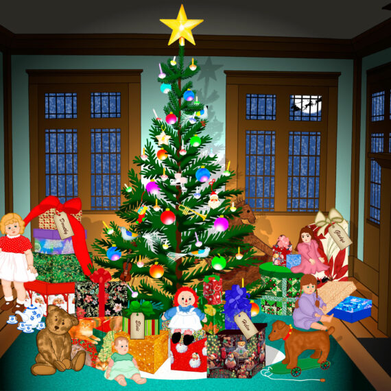 Christmas for Four Sisters (143)
