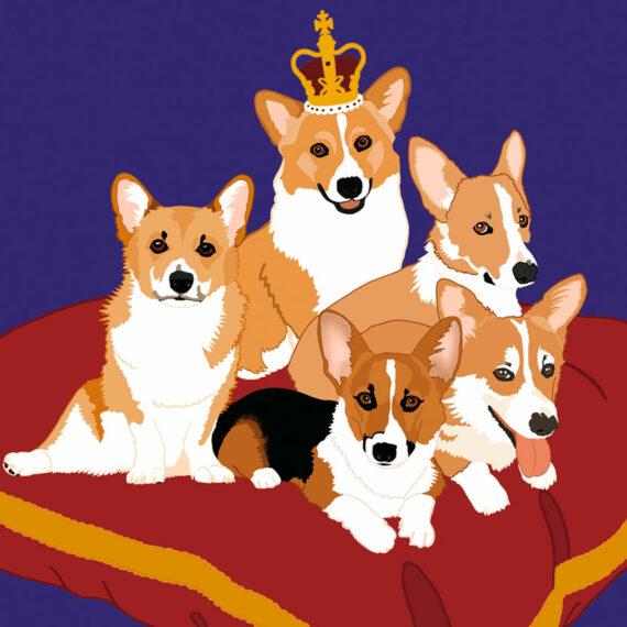 5 Royal Rascals (205)