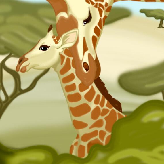 Motherhood - Giraffe (027)