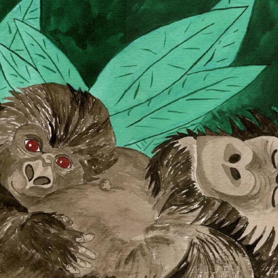 Motherhood - Gorilla (028)