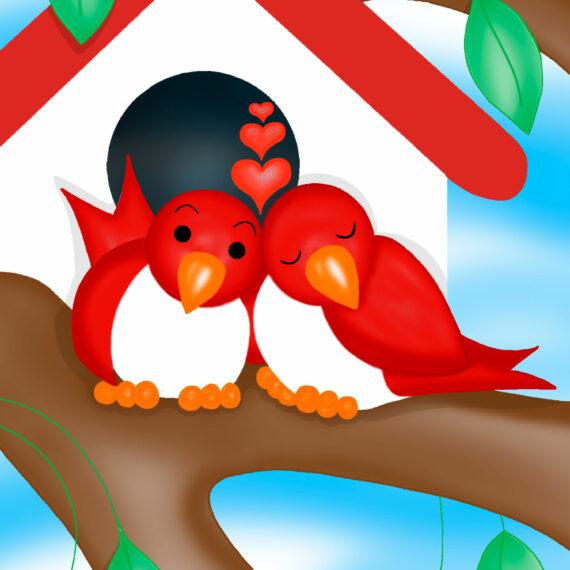 Love Birds (052)