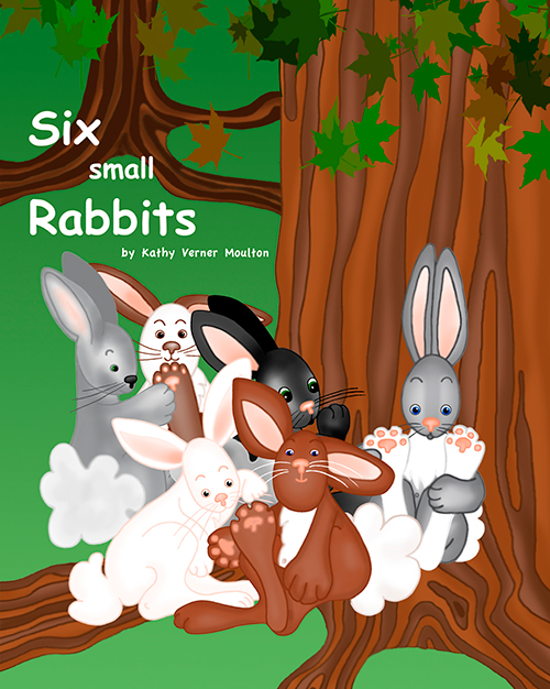 Six Small Rabbits