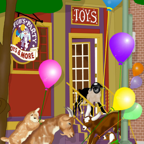 Where Kids Find Fun ~ Mr. Fub's Party (103)