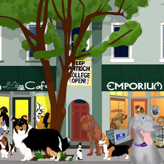 Where Best Friends Gather ~ The Emporium & Underdog Cafe (159)