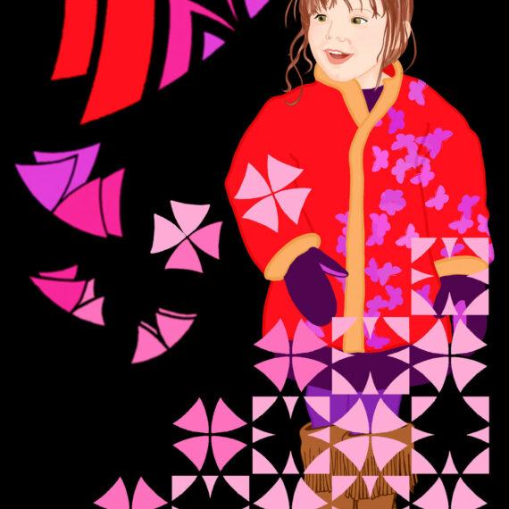 My Butterfly Girl (268)