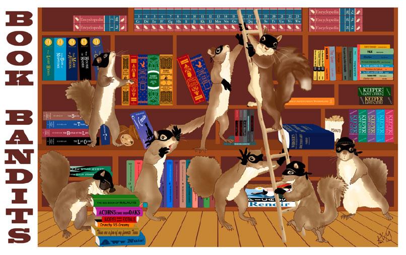 Book Bandits