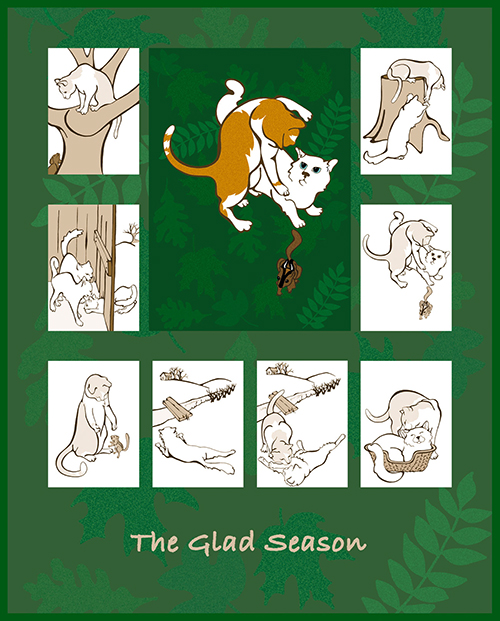The Glad Season by Suzanne Clauser